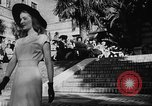 Image of display of dresses California United States USA, 1945, second 23 stock footage video 65675050698