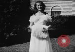 Image of display of dresses California United States USA, 1945, second 43 stock footage video 65675050698