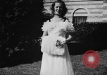 Image of display of dresses California United States USA, 1945, second 45 stock footage video 65675050698
