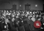 Image of group of men United States USA, 1945, second 1 stock footage video 65675050702