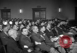 Image of group of men United States USA, 1945, second 12 stock footage video 65675050702