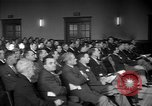 Image of group of men United States USA, 1945, second 13 stock footage video 65675050702
