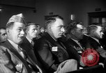 Image of group of men United States USA, 1945, second 21 stock footage video 65675050702