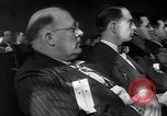Image of group of men United States USA, 1945, second 26 stock footage video 65675050702