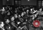 Image of group of men United States USA, 1945, second 31 stock footage video 65675050702