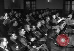 Image of group of men United States USA, 1945, second 34 stock footage video 65675050702