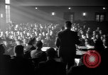 Image of group of men United States USA, 1945, second 48 stock footage video 65675050702