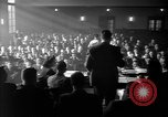 Image of group of men United States USA, 1945, second 50 stock footage video 65675050702