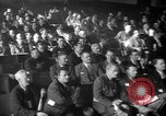 Image of group of men United States USA, 1945, second 56 stock footage video 65675050702