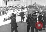 Image of funeral procession Europe, 1945, second 2 stock footage video 65675050705