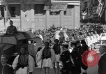 Image of funeral procession Europe, 1945, second 13 stock footage video 65675050705
