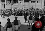 Image of funeral procession Europe, 1945, second 15 stock footage video 65675050705
