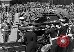 Image of funeral procession Europe, 1945, second 24 stock footage video 65675050705