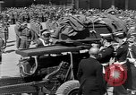 Image of funeral procession Europe, 1945, second 26 stock footage video 65675050705