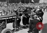 Image of funeral procession Europe, 1945, second 29 stock footage video 65675050705