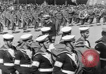 Image of funeral procession Europe, 1945, second 38 stock footage video 65675050705