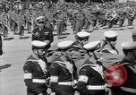 Image of funeral procession Europe, 1945, second 40 stock footage video 65675050705
