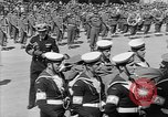 Image of funeral procession Europe, 1945, second 41 stock footage video 65675050705
