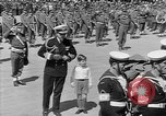 Image of funeral procession Europe, 1945, second 43 stock footage video 65675050705