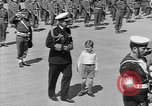 Image of funeral procession Europe, 1945, second 45 stock footage video 65675050705