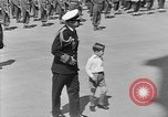 Image of funeral procession Europe, 1945, second 51 stock footage video 65675050705