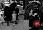 Image of funeral procession Europe, 1945, second 52 stock footage video 65675050705