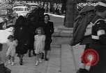 Image of funeral procession Europe, 1945, second 53 stock footage video 65675050705