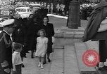 Image of funeral procession Europe, 1945, second 54 stock footage video 65675050705