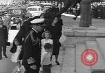 Image of funeral procession Europe, 1945, second 56 stock footage video 65675050705
