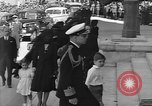 Image of funeral procession Europe, 1945, second 57 stock footage video 65675050705