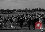Image of golf tournament United States USA, 1945, second 40 stock footage video 65675050712