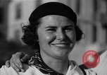 Image of famous women golfers United States USA, 1945, second 6 stock footage video 65675050714