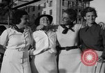 Image of famous women golfers United States USA, 1945, second 15 stock footage video 65675050714