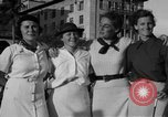 Image of famous women golfers United States USA, 1945, second 19 stock footage video 65675050714