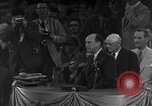 Image of Adlai Stevenson Chicago Illinois USA, 1956, second 5 stock footage video 65675050721