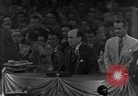 Image of Adlai Stevenson Chicago Illinois USA, 1956, second 46 stock footage video 65675050721