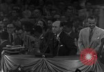 Image of Adlai Stevenson Chicago Illinois USA, 1956, second 49 stock footage video 65675050721