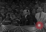 Image of Adlai Stevenson Chicago Illinois USA, 1956, second 58 stock footage video 65675050721