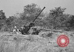 Image of Antiaircraft gunners throw off camouflage and maneuver guns Hammond Louisiana USA, 1943, second 5 stock footage video 65675050733