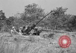 Image of Antiaircraft gunners throw off camouflage and maneuver guns Hammond Louisiana USA, 1943, second 7 stock footage video 65675050733