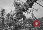 Image of Antiaircraft gunners throw off camouflage and maneuver guns Hammond Louisiana USA, 1943, second 29 stock footage video 65675050733