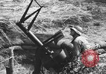 Image of Antiaircraft gunners throw off camouflage and maneuver guns Hammond Louisiana USA, 1943, second 40 stock footage video 65675050733