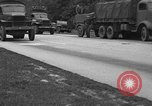 Image of U.S. Army troops practice road blocking tactics Hammond Louisiana USA, 1943, second 9 stock footage video 65675050737