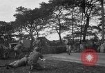 Image of U.S. Army troops practice road blocking tactics Hammond Louisiana USA, 1943, second 21 stock footage video 65675050737