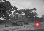 Image of U.S. Army troops practice road blocking tactics Hammond Louisiana USA, 1943, second 32 stock footage video 65675050737