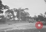 Image of U.S. Army troops practice road blocking tactics Hammond Louisiana USA, 1943, second 49 stock footage video 65675050737