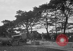 Image of U.S. Army troops practice road blocking tactics Hammond Louisiana USA, 1943, second 55 stock footage video 65675050737