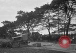 Image of U.S. Army troops practice road blocking tactics Hammond Louisiana USA, 1943, second 59 stock footage video 65675050737