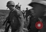 Image of Troops of 55th Brigade AAA train in ground defense tactics Hammond Louisiana USA, 1943, second 36 stock footage video 65675050738