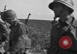 Image of Troops of 55th Brigade AAA train in ground defense tactics Hammond Louisiana USA, 1943, second 41 stock footage video 65675050738